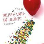 Bild Inklusives Kinder Jugendfest