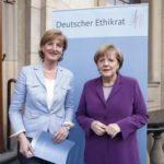 Foto mit Angela Merkel