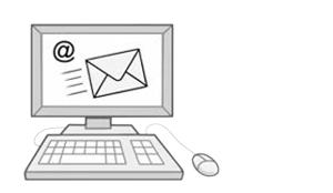 Computer e-mail programm