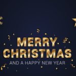 Merry Christmas, Sterne, Weihnachtskugeln
